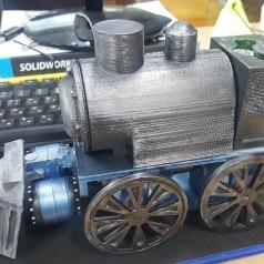 차동기어를 활용한 모형기차 제작-최종 프로젝트
