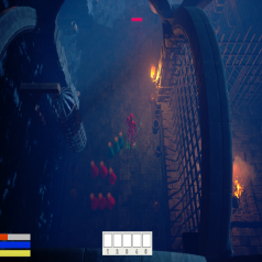 Dungeon In Fighter-언리얼 게임