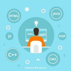 프로그래밍언어(C언어,JAVA)실무향…